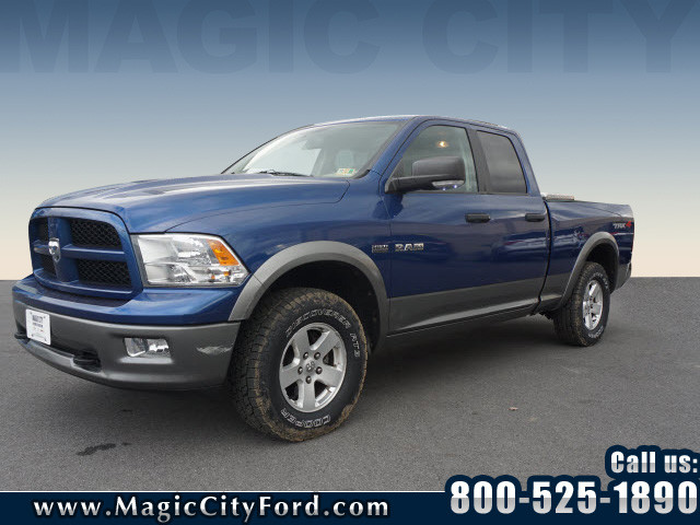 Pre-Owned 2009 Dodge Ram 1500
