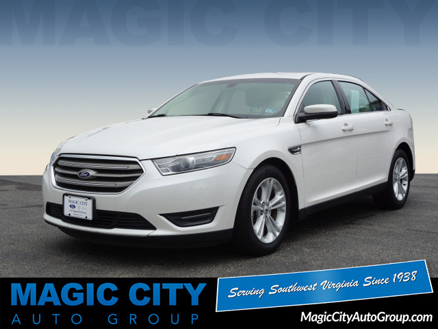 Pre-Owned 2013 Ford Taurus SEL