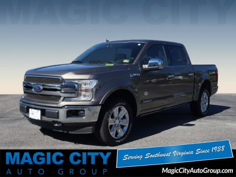 Pre-Owned 2018 Ford F-150 King Ranch Diesel