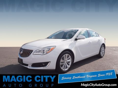 Pre-Owned 2015 Buick Regal Turbo