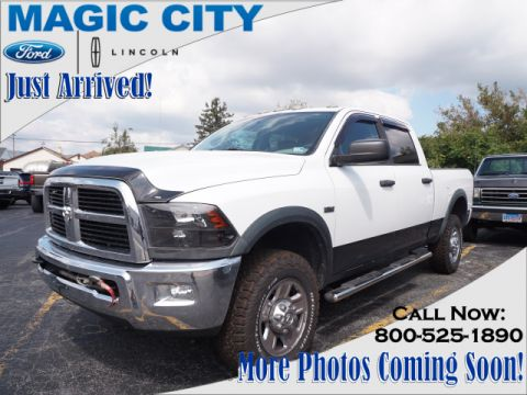 Pre-Owned 2012 RAM 2500 Power Wagon